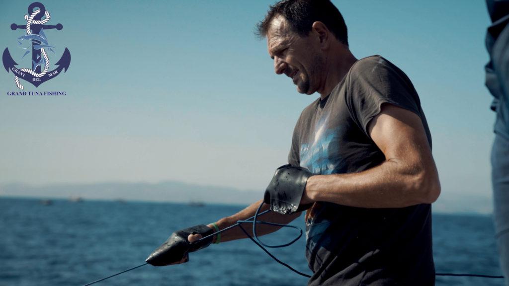 Sea fishing in September
