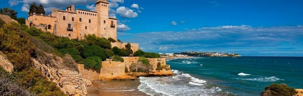 Best places of vacation in Spain