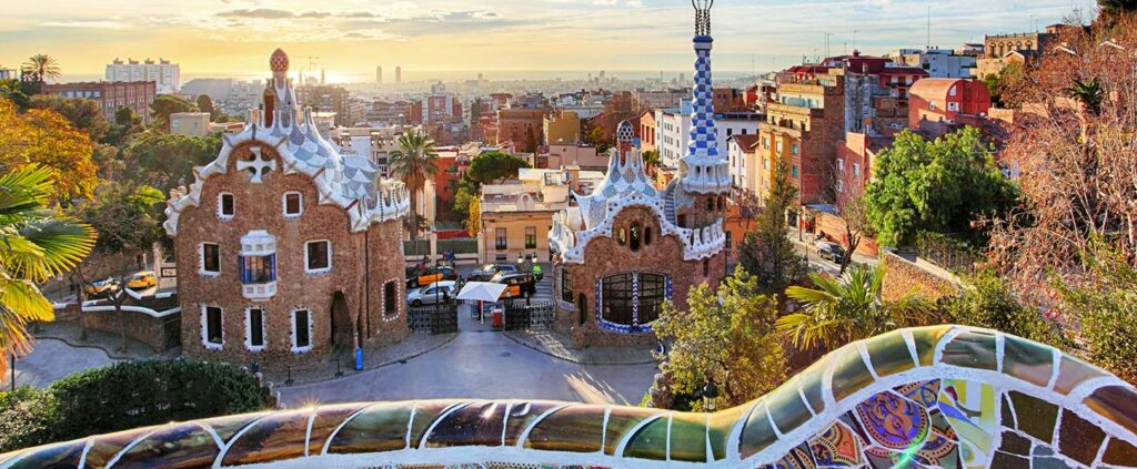 Excursion in Spain