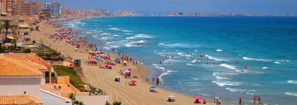 Best vacation in Spain in September