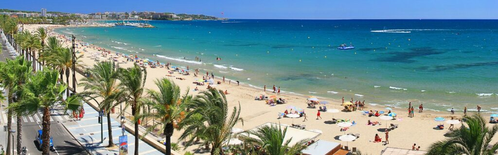 Best vacation in Spain in August