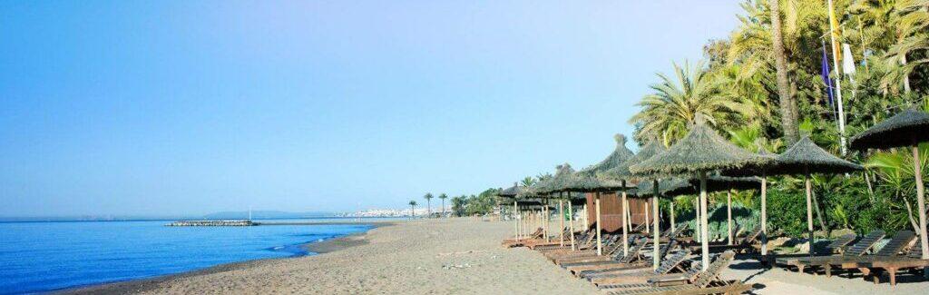 Vacation resort in Spain