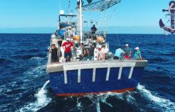 Рыбалка на море на крупную рыбу