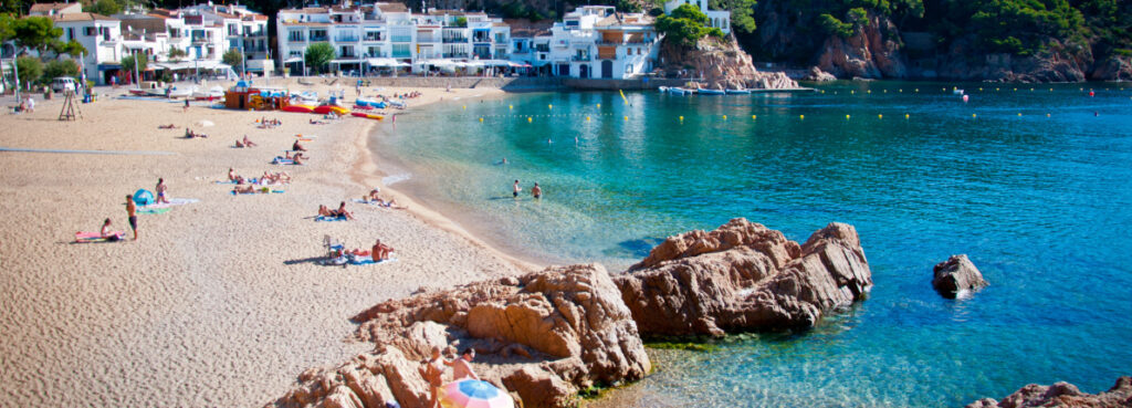 Отдых в Испании на двоих
