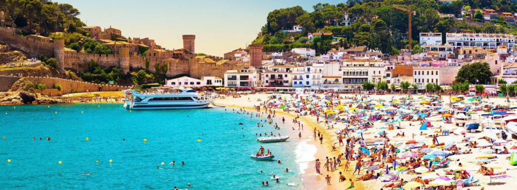 Лучший отдых в Испании в августе