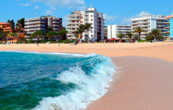 Испания отдых на море в июле