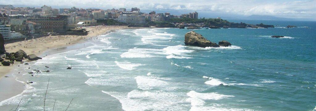 Испания Атлантический океан