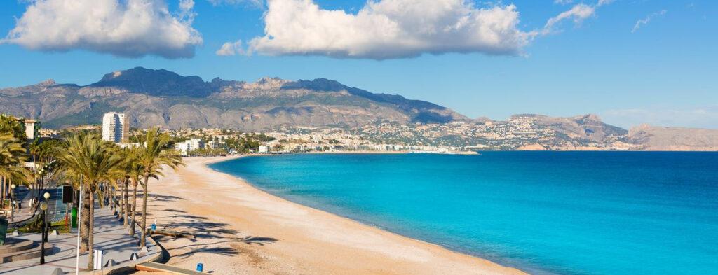 Лучший пляжный отдых в Испании