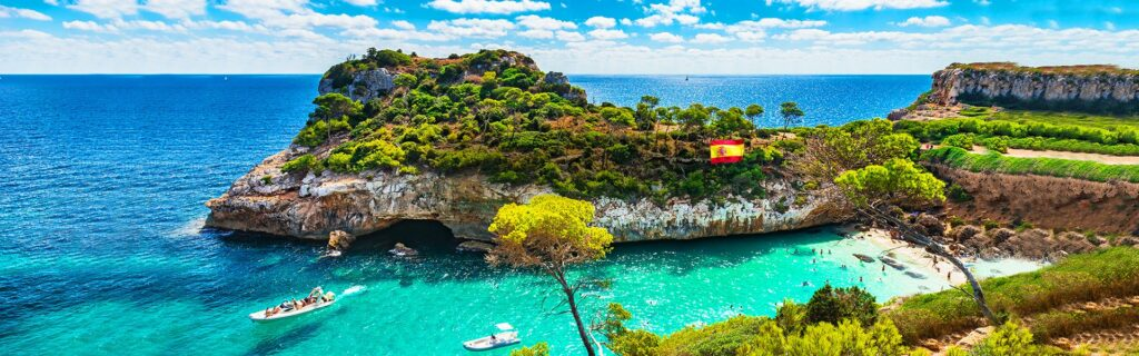 Испания отдых на море