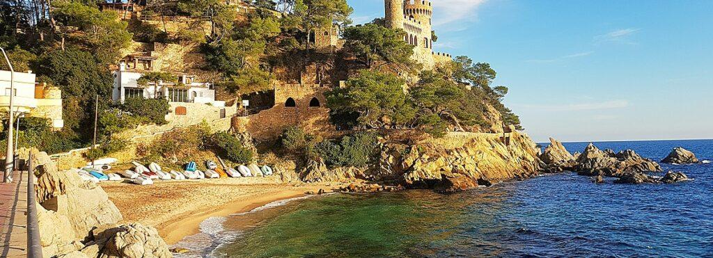 Север Испании пляжный отдых