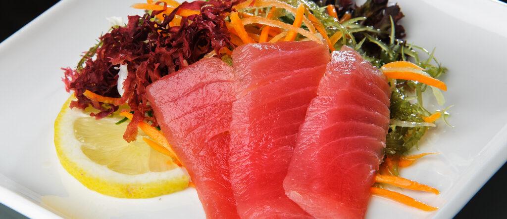 Филе тунца красного