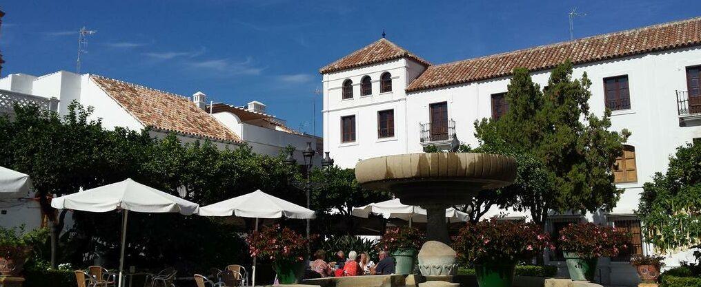 Отдых в Испании в Эстепоне