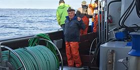 Морская рыбалка на яхте